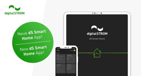 Nuova App: dS Smart Home